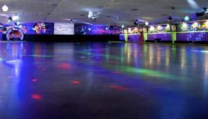 Kennesaw Skate Floor