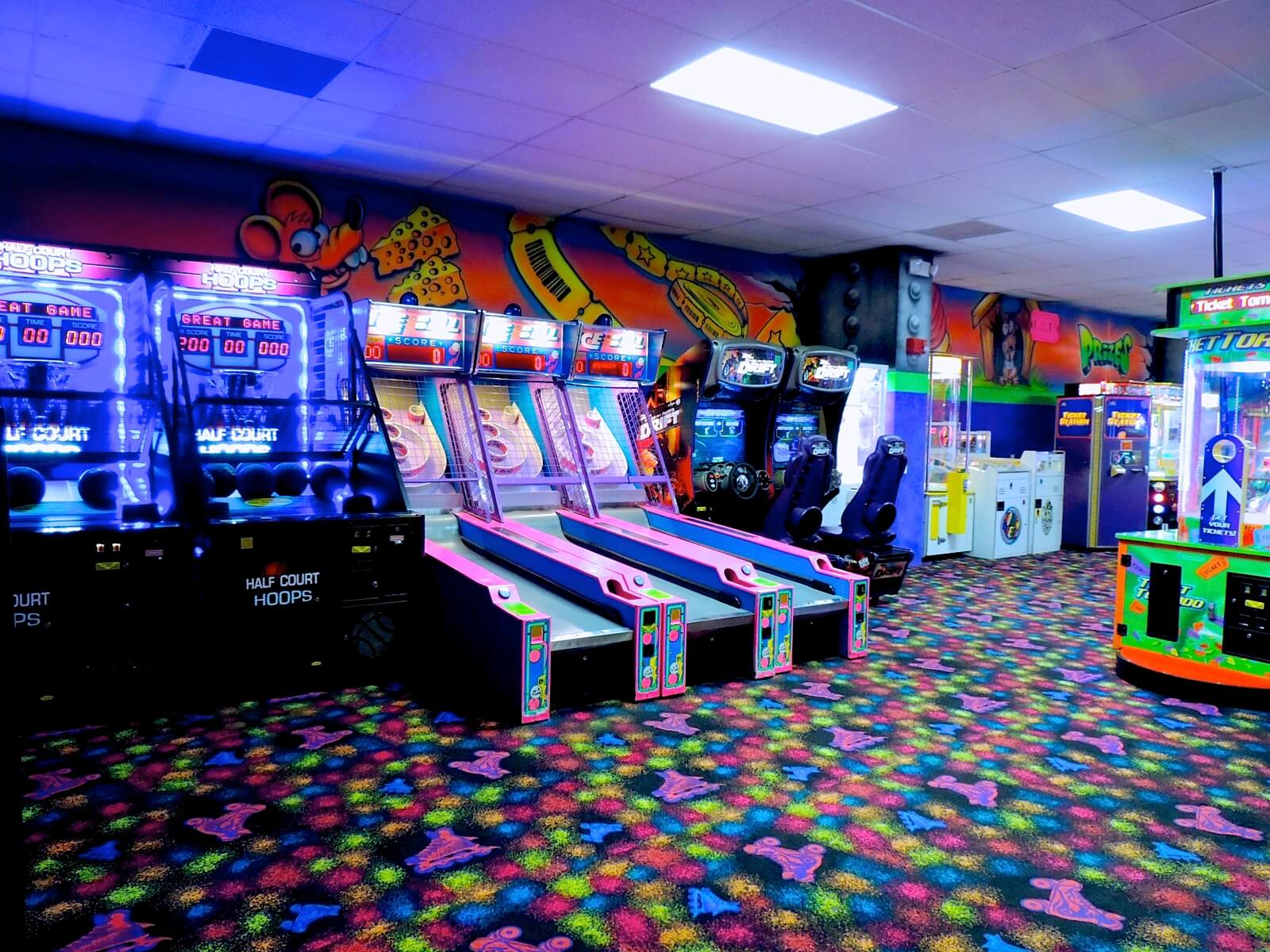 Price Center Game Room
