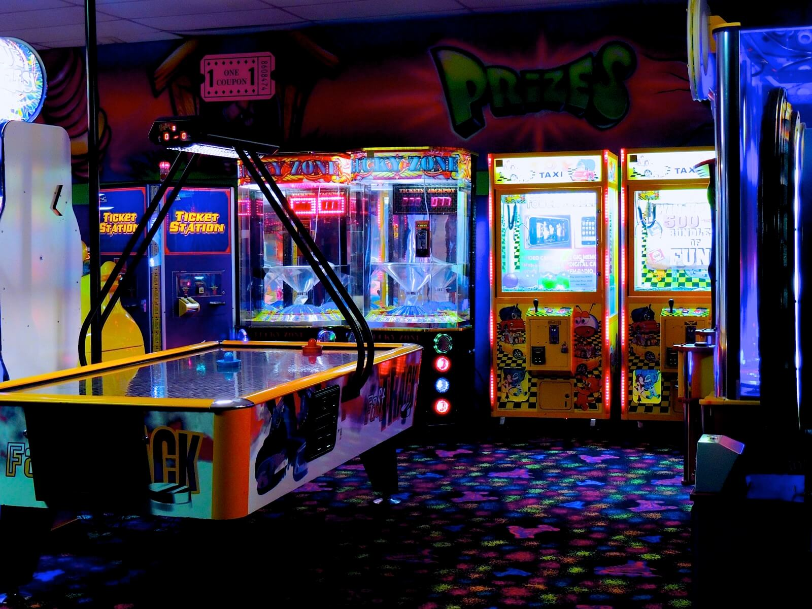 Game Room Arcade Games