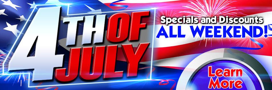 4th of July Weekend Kennesaw, Ga