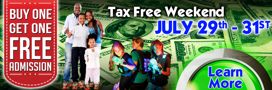 Tax Free Weekend Specials in Kennesaw, Ga.
