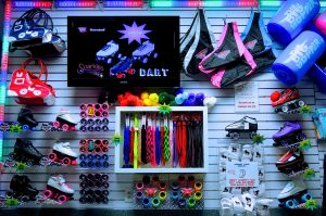 Get a skate gift at Sparkles!