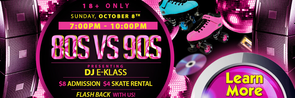 80's vs 90's Night at Kennesaw!