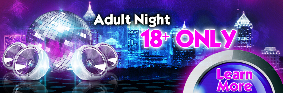 Adult Night Skate in Kennesaw!