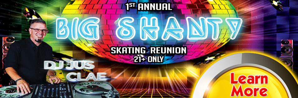 Big Shanty Skating Reunion!