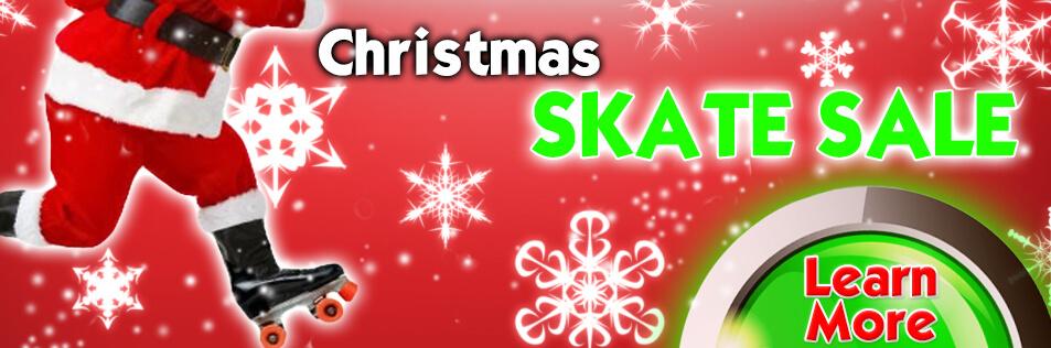 Christmas Skate Sale 2017
