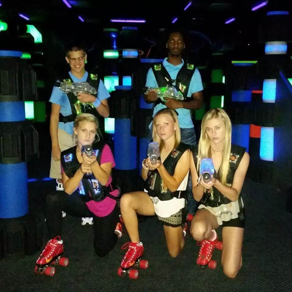 Parade Of Lasers 2015: 5 Tips To Make You A Better Laser Tag Player