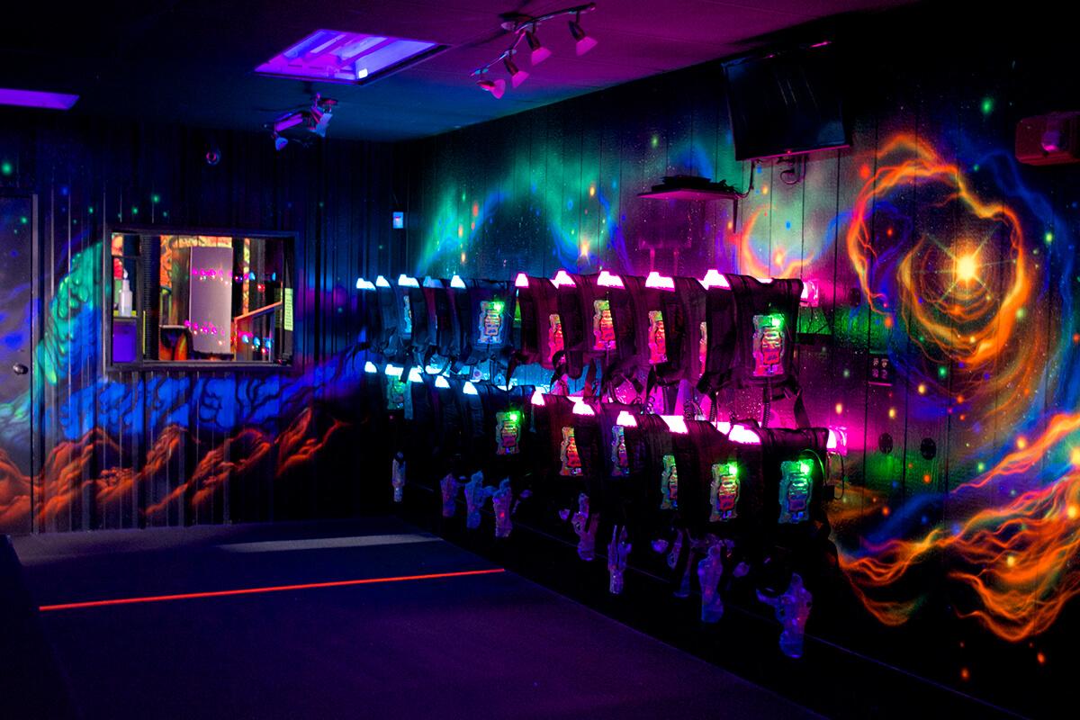 Laser Tag Entertainment Sparkles Kennesaw Ga