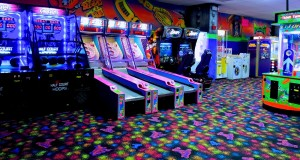 Guests love our arcade!